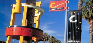 Culver City & East Washington Boulevard